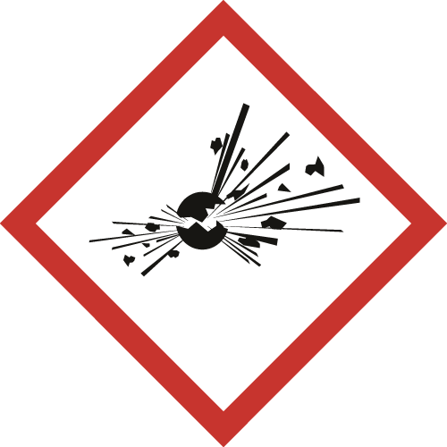 Explosions-gefährlich