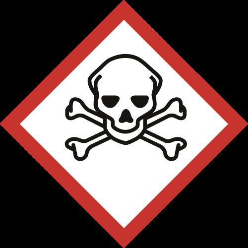 Giftig / Sehr giftig