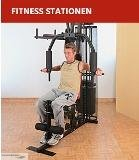 Fitness Stationen