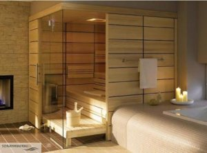 helo sauna. Black Bedroom Furniture Sets. Home Design Ideas