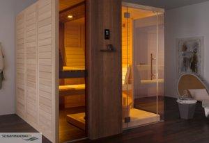 helo sauna. Black Bedroom Furniture Sets. Home Design Ideas
