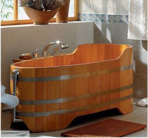 holz badewannen schwimmbadbau pool sauna dampfbad. Black Bedroom Furniture Sets. Home Design Ideas