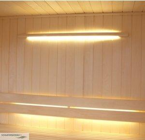 sauna licht beleuchtung schwimmbadbau pool sauna dampfbad schwimmbadbau24. Black Bedroom Furniture Sets. Home Design Ideas