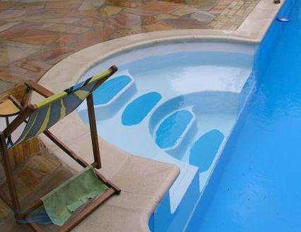salzwasserpool komplettset schwimmbad und saunen. Black Bedroom Furniture Sets. Home Design Ideas