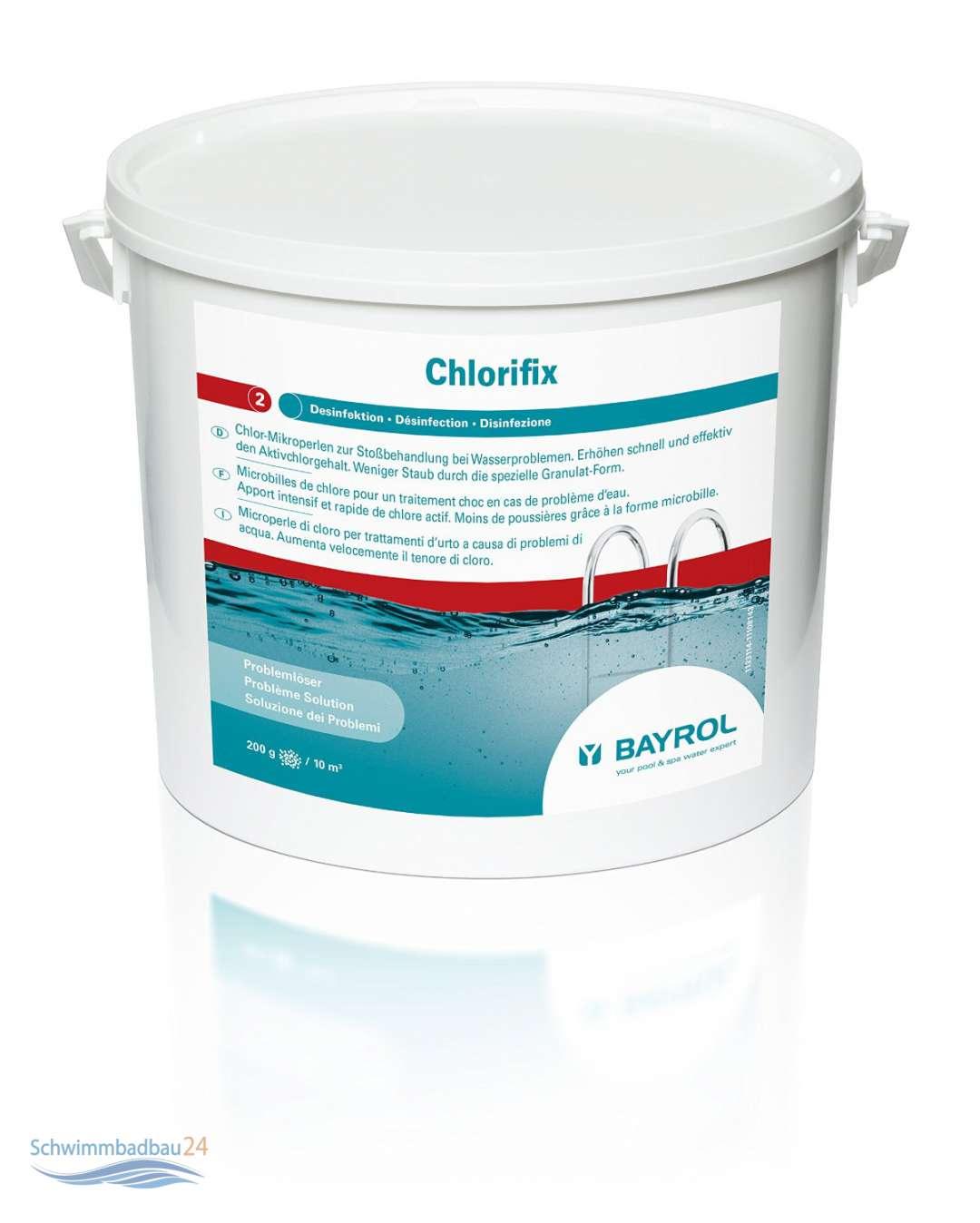 Chlorifix granulat