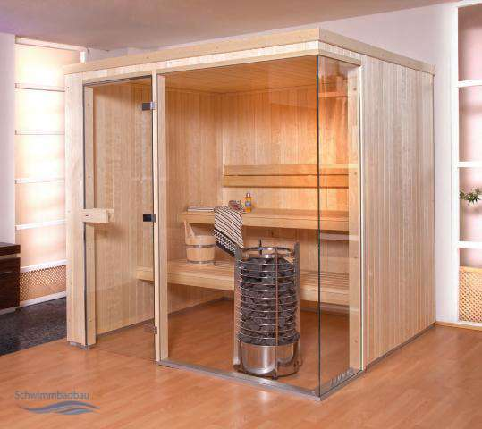 helo elementsauna visage in verschiedenen variationen. Black Bedroom Furniture Sets. Home Design Ideas