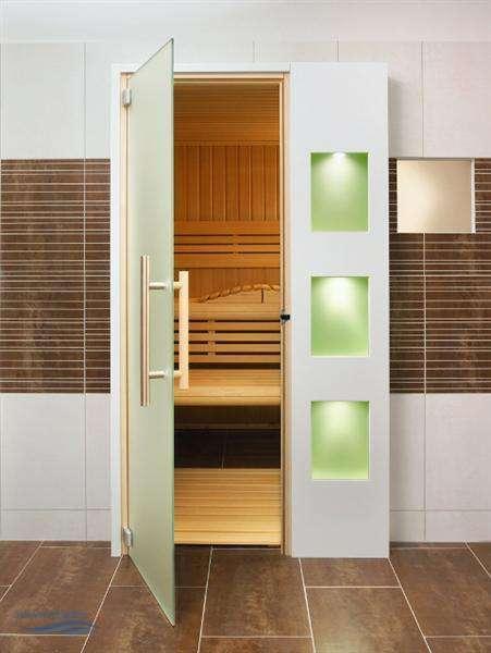 helo saunakabine vario concept in verschiedenen. Black Bedroom Furniture Sets. Home Design Ideas