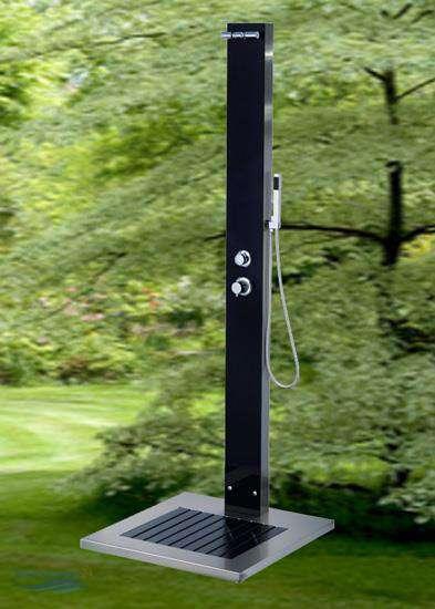 ideal dusche kuba front aus hochwertigem sicherheitsglas 8mm 839 00. Black Bedroom Furniture Sets. Home Design Ideas