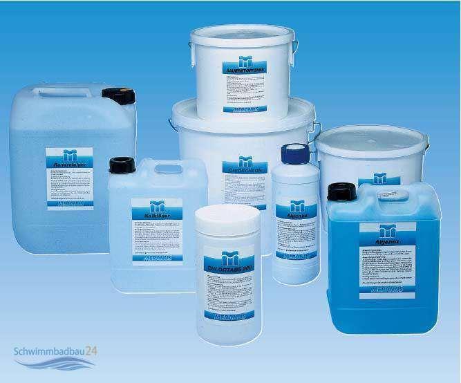Calcium hypochlorite kaufen schwimmbad und saunen for Hypochlorite de calcium piscine