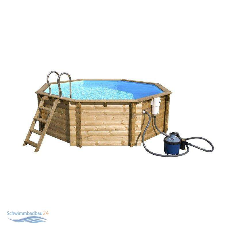 Piscine bois procopi for Procopi piscine