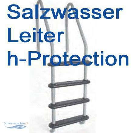 einbauleiter typ h protection f r salzwasserschwimmbecken 599 00. Black Bedroom Furniture Sets. Home Design Ideas