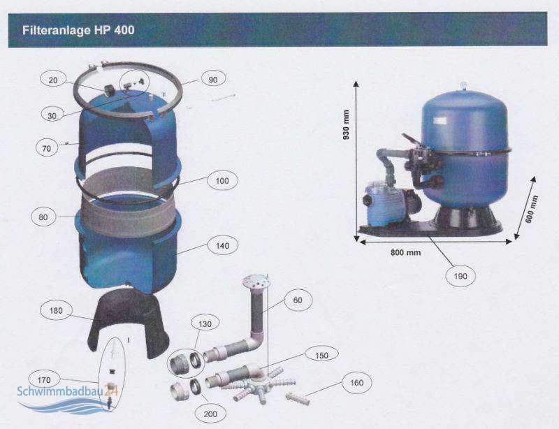 filteranlage classic mit speck magic pumpe verschiedene variationen 23 90. Black Bedroom Furniture Sets. Home Design Ideas