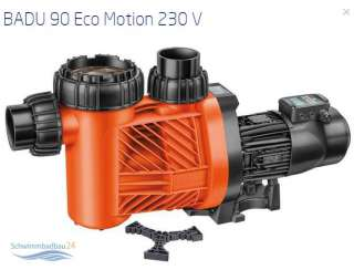 Aktion Speck Pumpe Badu 90 Eco Motion
