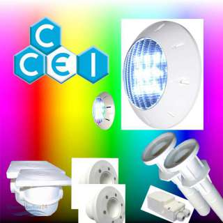 Beleuchtungsset CCEI LED 2 Scheinwerfer KIT 2 RGB 2000 lm