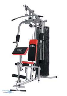 Christopeit-Sport Fitness Station SP 20 XL in silber /...