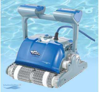 Aktion Dolphin Supreme M5 Poolroboter inkl. Caddy inkl. Fernbedienung