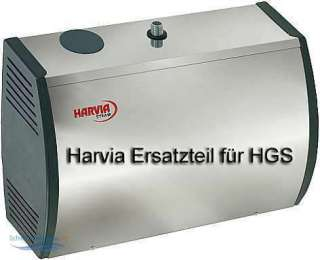 Harvia Bedienfeld WX370