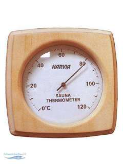 Harvia Thermometer