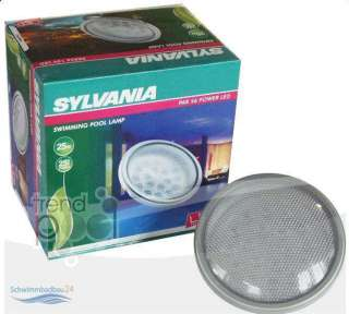 LED Leuchtmittel Sylvania POWER LED PAR56 Rein-Weiß Superhell
