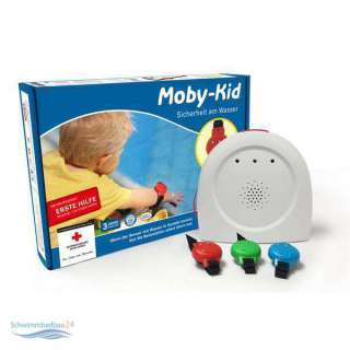 Moby-Kid Wasseralarm-System