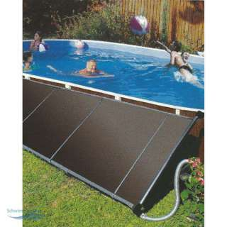 Schwimmbad Solar-Absorber Eco