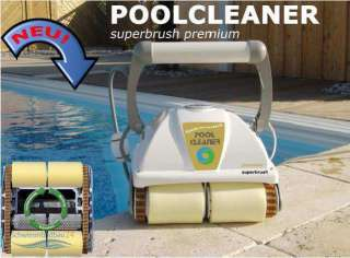 Squirrel PoolCleaner superbrush premium inkl. Fernbedienung