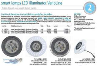 smart lamps VarioLine LED Illuminator Farbe RGB