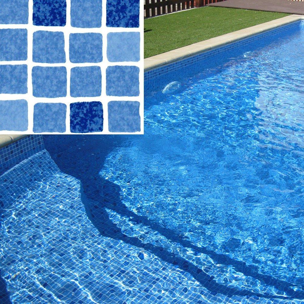 alkorplan standard schwimmbadfolie 1 65m x 25m adriablau. Black Bedroom Furniture Sets. Home Design Ideas