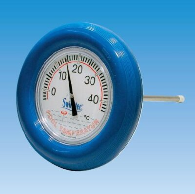 Rundthermometer Schwimmring