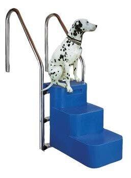 aktion hundeleiter  stufig hundetreppe tiertreppe