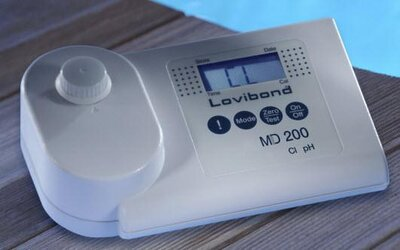 lovibond md 200 lovibond schwimmbadbau pool sauna. Black Bedroom Furniture Sets. Home Design Ideas