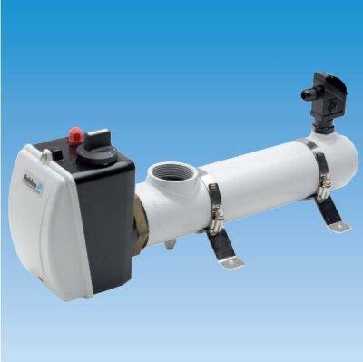 genug PAHLEN Elektro- Wärmetauscher EDE 18 kW Durchlauferhitzer XG61