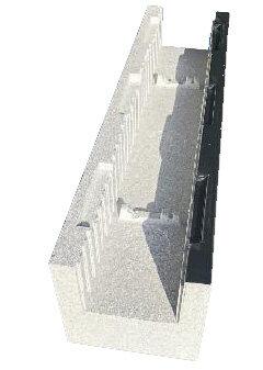 Schwimmbad Polystyrol Treppenbaustein Gerade (120x30x30 Cm) ...