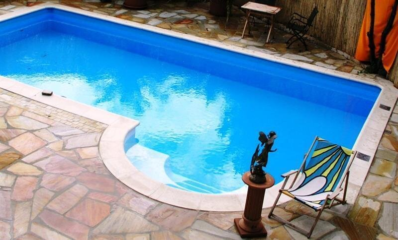 Sunny pool golf komplett set schwimmbadbau pool sauna for Garten pool komplett set