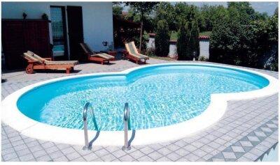 Stahlwand schwimmbecken schwimmbadbau pool sauna for Folie schwimmbad