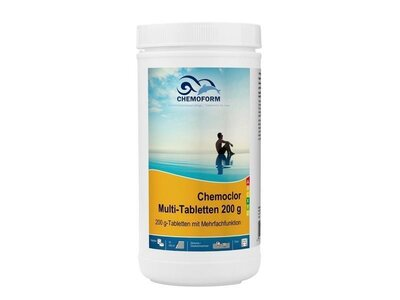 Chemoform Chemoclor Multi-Tabletten 200g 1 kg Multitabs