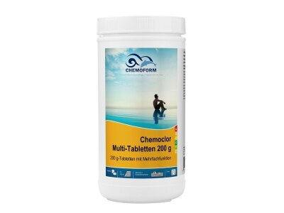 Chemoform Chemoclor Multi-Tabletten 20g 1 kg Multitabs