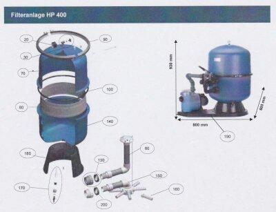 ersatzteile hobbypool filteranlagen schwimmbadbau pool sauna dam schwimmbadbau24. Black Bedroom Furniture Sets. Home Design Ideas