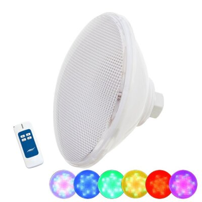Aktion LED Seamaid Poolleuchtmittel PAR56 RGB mit...