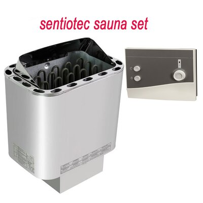elektrische saunaofen edelstahl v2a schwimmbadbau pool sauna dam schwimmbadbau24. Black Bedroom Furniture Sets. Home Design Ideas