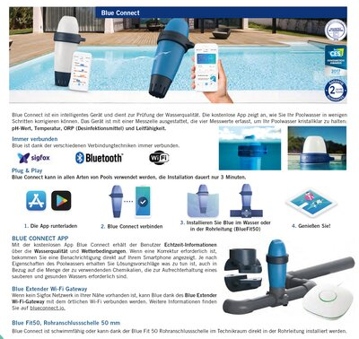 Aktion Astralpool Blue Connect Smart Pool Analyser