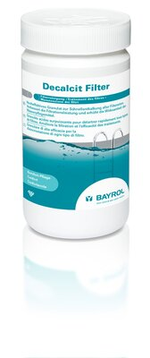 Bayrol Decalcit Filter 1 kg