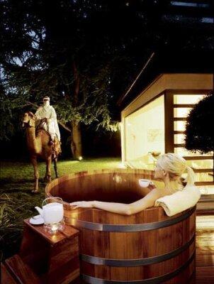 sauna tauchbottich badebottich kambala rund d112 cm h he 100 cm sch schwimmbadbau24. Black Bedroom Furniture Sets. Home Design Ideas